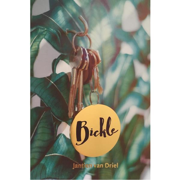 Bickle Boek Bestseller Voorzijde Jantien van Driel